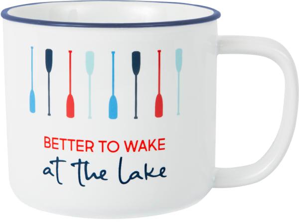Better to Wake - Mug