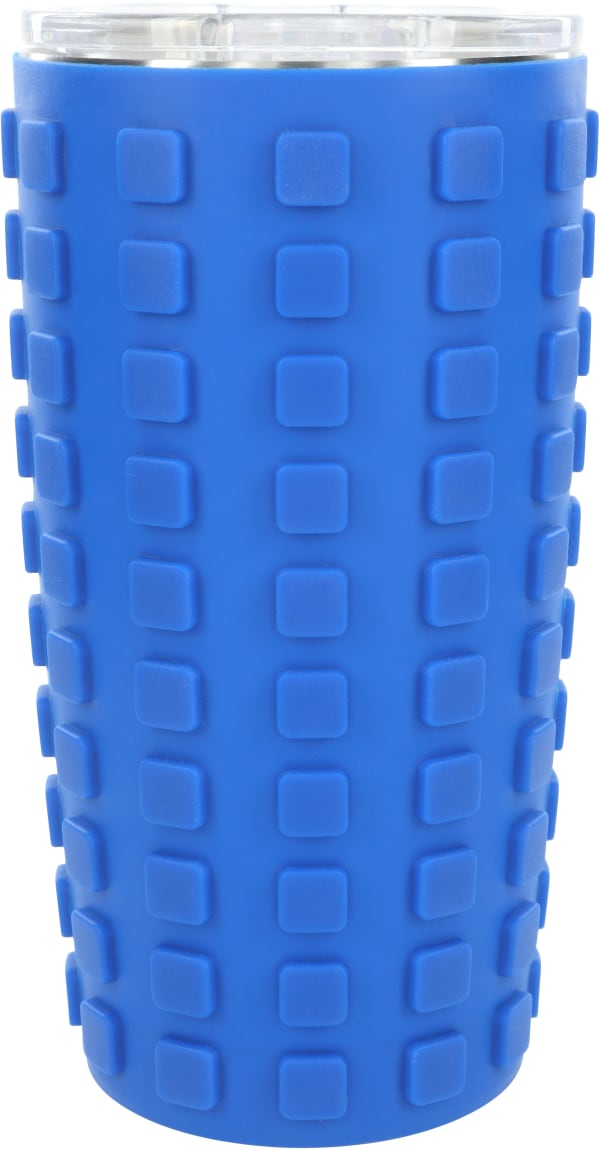 Grandpa - Travel Tumbler with 3D Silicone Wrap