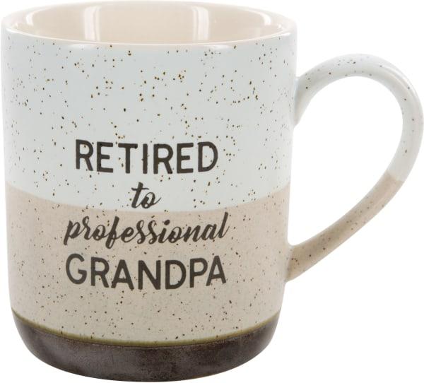 Professional Grandpa - Mug