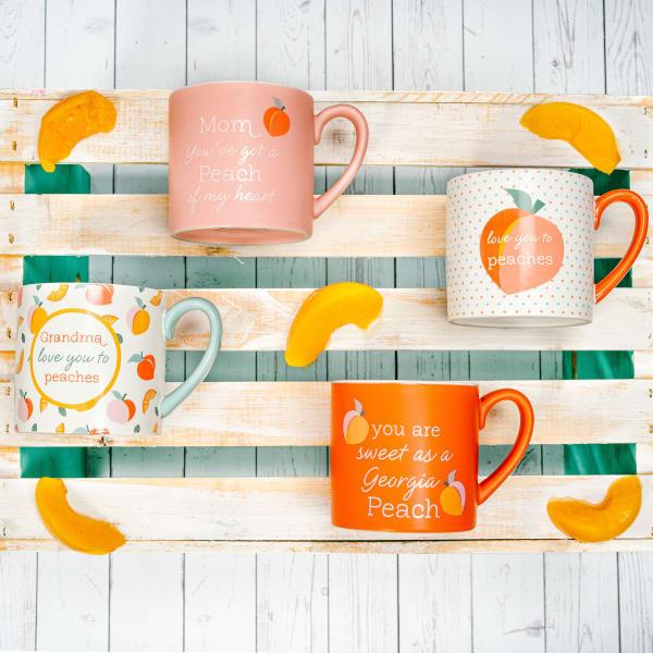 To Peaches - Mug