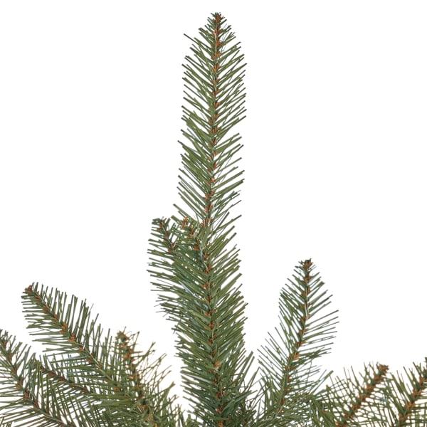 7.5-foot Fraser Fir Unlit Hinged Artificial Christmas Tree