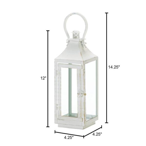 Traditional White Lantern