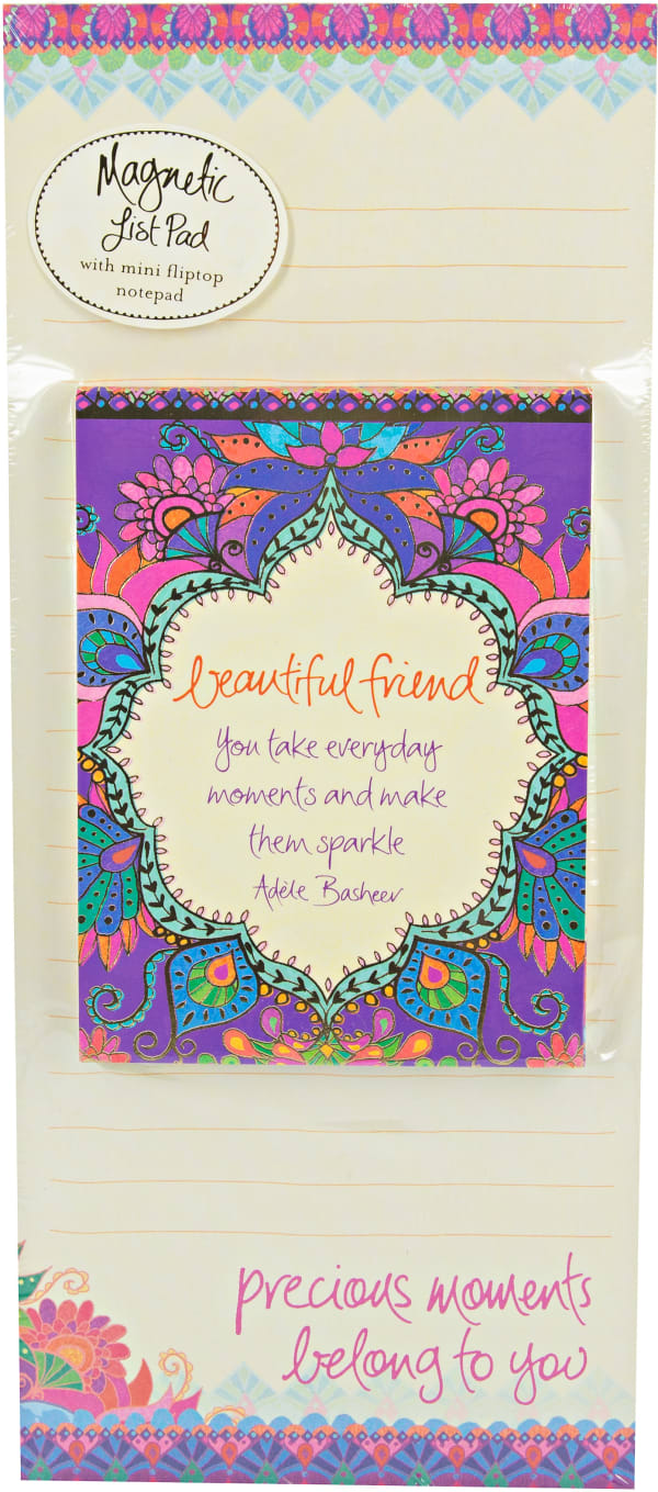 Beautiful Friend - Magnetic List Pad Set