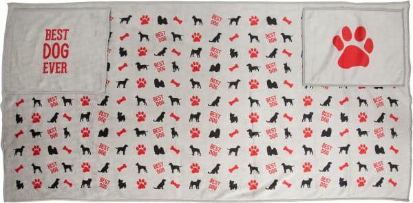 Best Dog - Microfiber Dog Towel