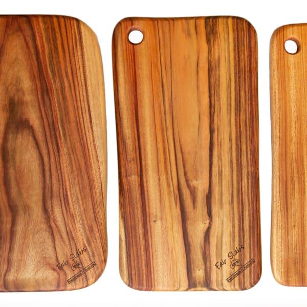 Wood Medium Premium Cutting Board