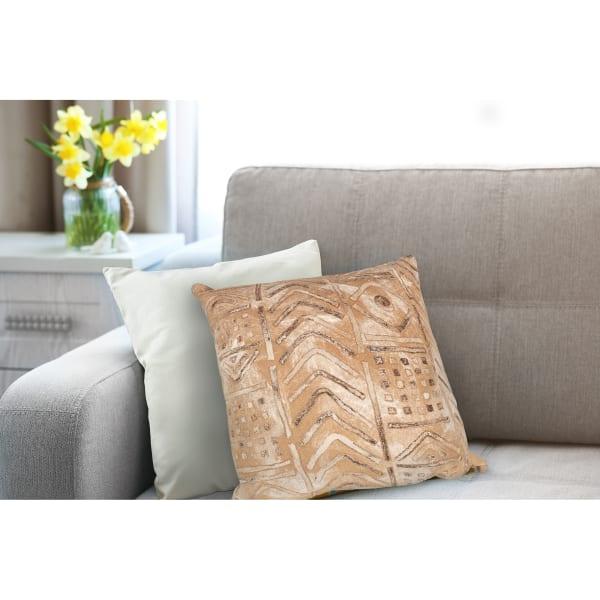 Bambara Biscotti Outdoor Pillow