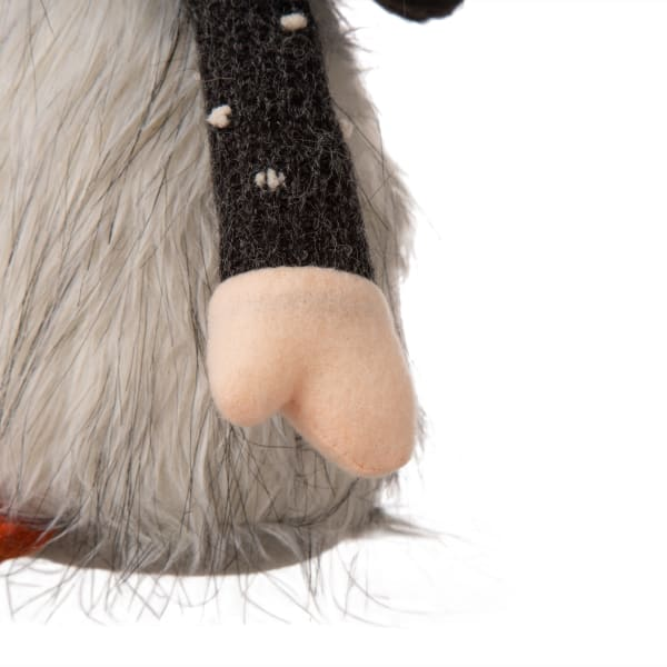 Halloween Fabric Gnome Sitter Decor