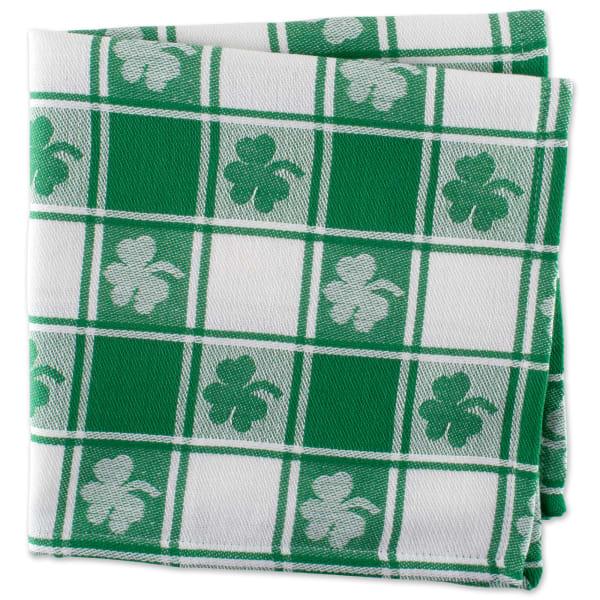 Picnic Clover Green Napkin Set