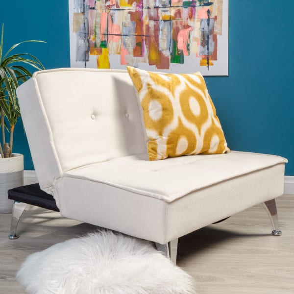 Ivory Chair Bed