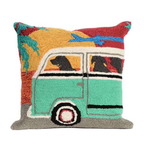 Beach Trip Pillow