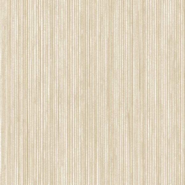 Textured Grasscloth Self-Adhesive Removable Wallpaper Double Roll