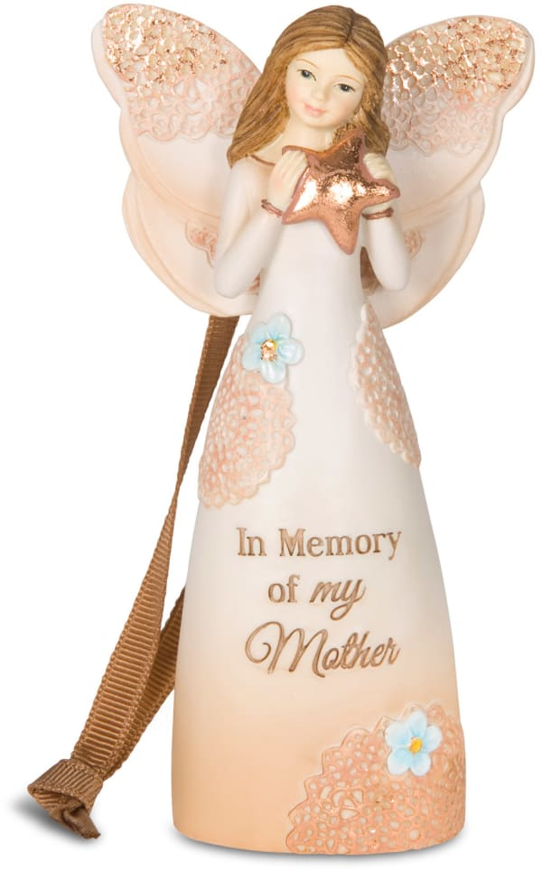 In Memory of my Mother Angel Ornament