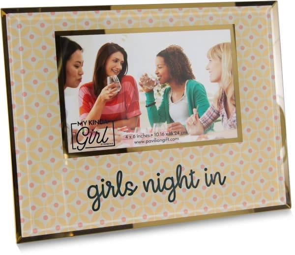 Girls Night In 4x6 Photo Frame