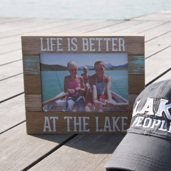 Lake Life 5x7 Photo Frame