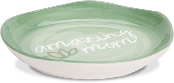 Amazing Mom Keepsake Dish
