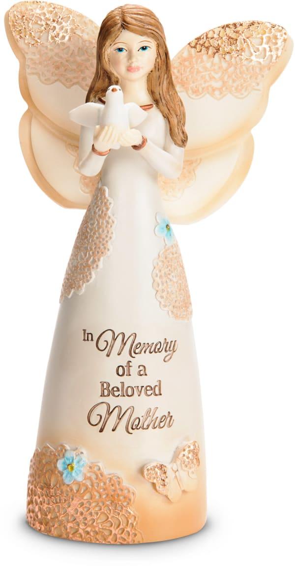 Beloved Mother Memorial Angel Figurine