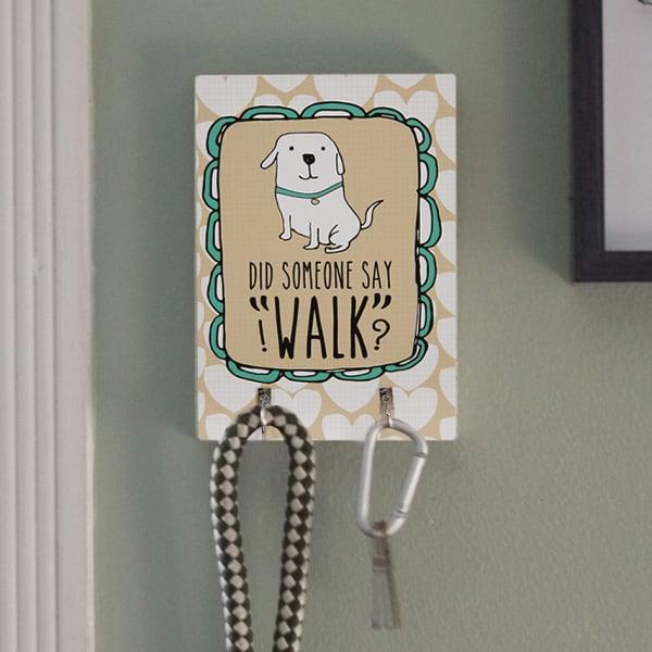 Did Someone Say Walk Wall Hooks