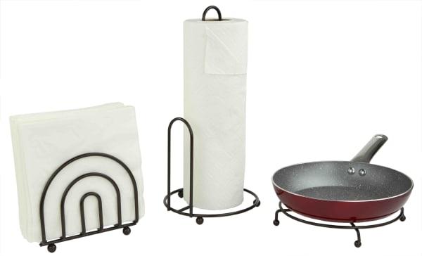 Bronze Pantryware Set, Set of 3