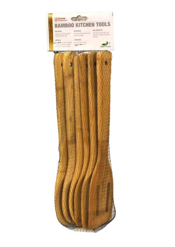Bamboo Kitchen Tool Set of 6