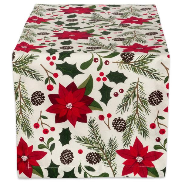 Christmas Forest Table Runner