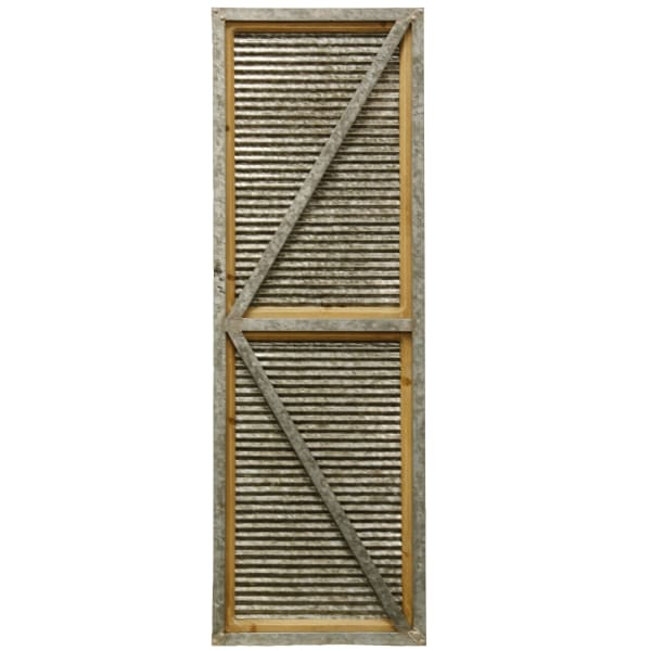The Shed Door Wall Decor