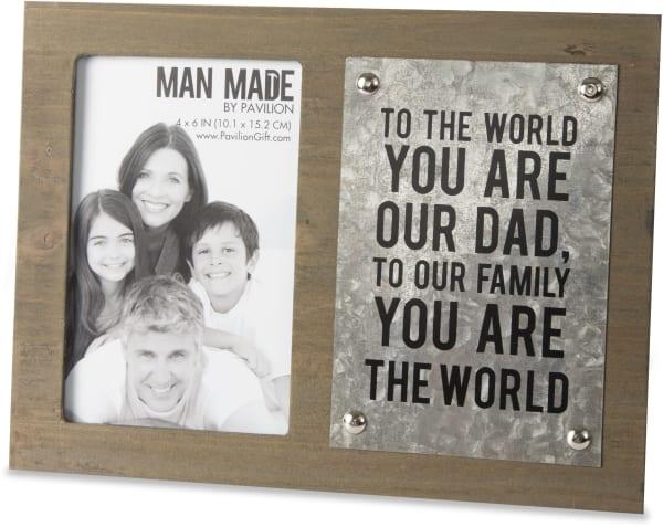 Dad 4x6 Frame