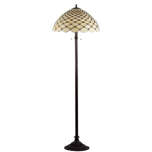 Floor Lamp, Bronze