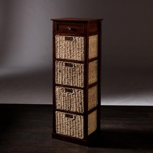 Ryde 4-Basket Storage Tower