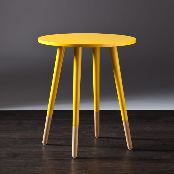 Ackroyd Round Accent Table