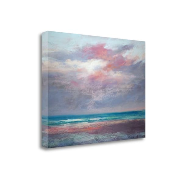 Back To The Beach By Karen Margulis Wrapped Canvas Wall Art