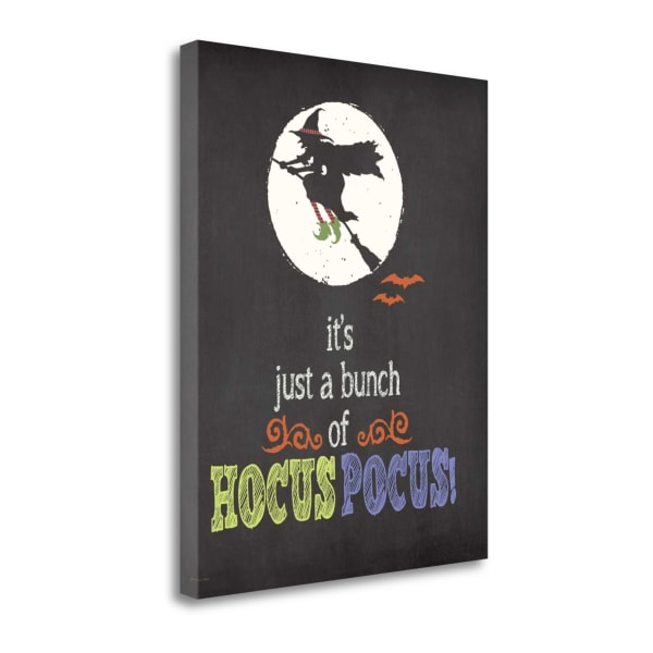 Hocus Pocus By Jo Moulton Wrapped Canvas Wall Art