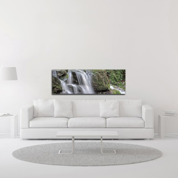 Canyon Falls No. 10 by Alan Blaustein Wrapped Canvas Wall Art