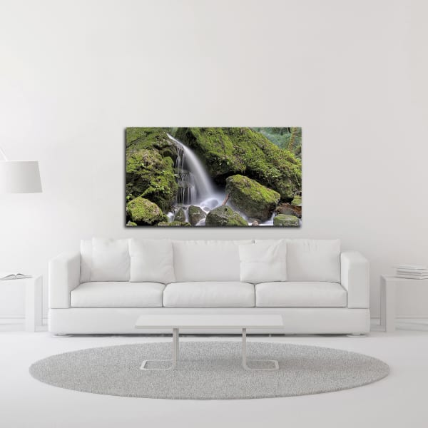 Canyon Falls No. 13 by Alan Blaustein Wrapped Canvas Wall Art
