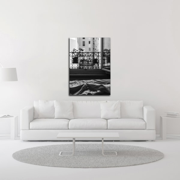 Balcony by Design Fabrikken Wrapped Canvas Wall Art
