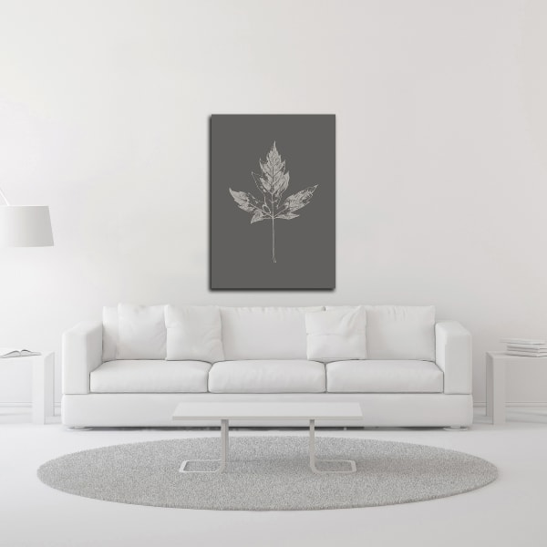 Botanica 5 by Design Fabrikken Wrapped Canvas Wall Art