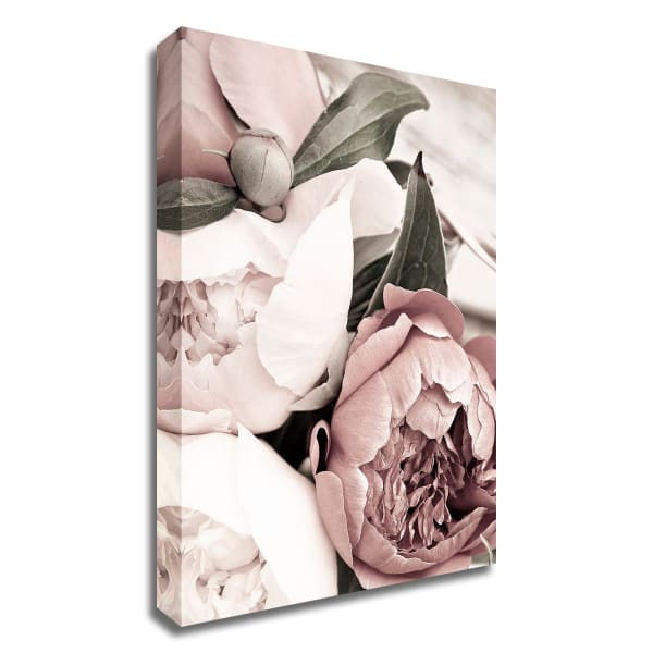 Opulent 1 by Design Fabrikken Wrapped Canvas Wall Art
