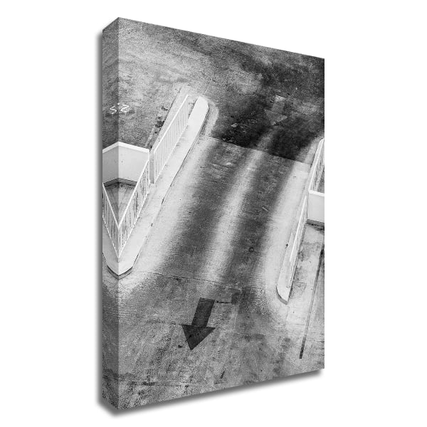The Passing by Design Fabrikken Wrapped Canvas Wall Art