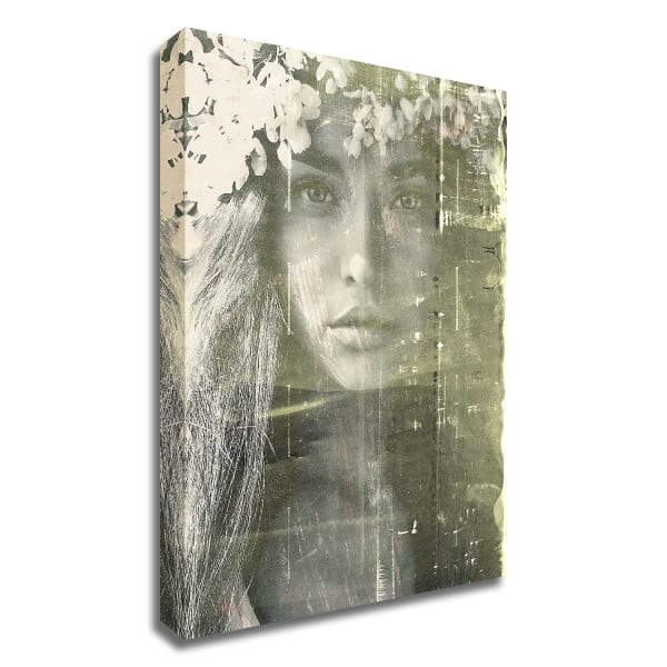 Eyes of Light by Design Fabrikken Wrapped Canvas Wall Art