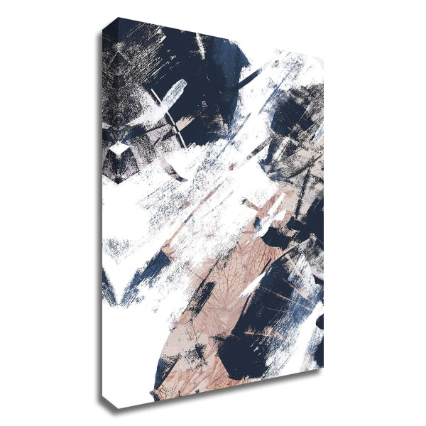 Luma 2 by Design Fabrikken Wrapped Canvas Wall Art