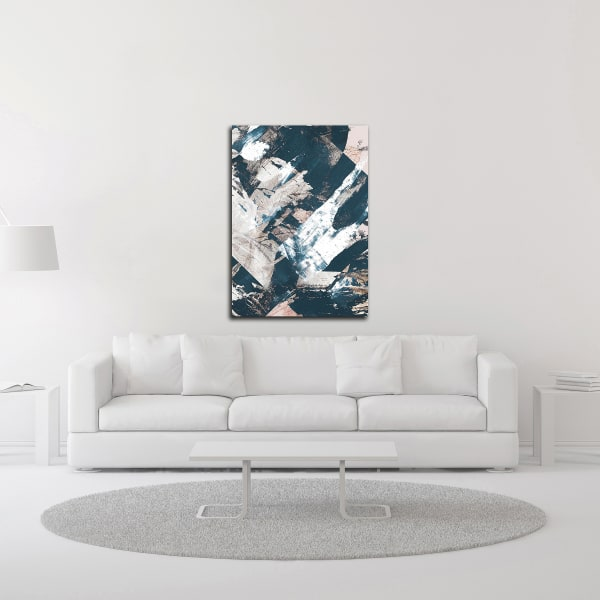 Luma by Design Fabrikken Wrapped Canvas Wall Art