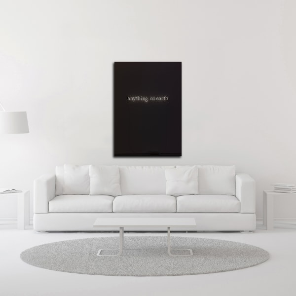 Anything by Design Fabrikken Wrapped Canvas Wall Art