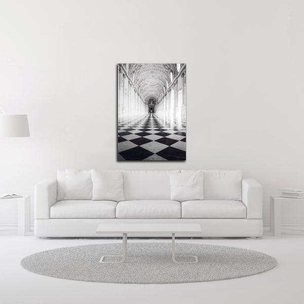 Architecture 6 by Design Fabrikken Wrapped Canvas Wall Art