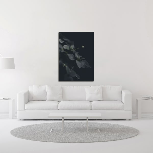 Secret 9 by Design Fabrikken Wrapped Canvas Wall Art