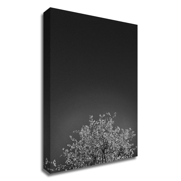 Twinkling Lights 1 by Design Fabrikken Wrapped Canvas Wall Art
