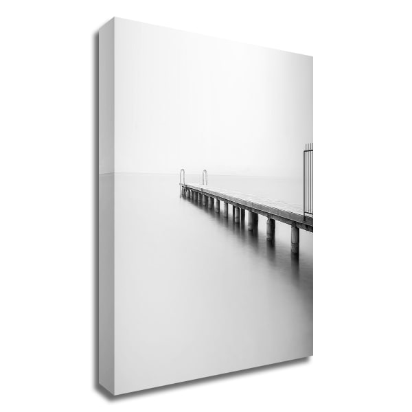 Nowhere by Design Fabrikken Wrapped Canvas Wall Art