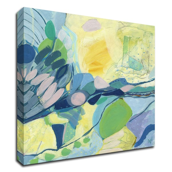 Elsewhere by Ann Thompson Nemcosky Wrapped Canvas Wall Art