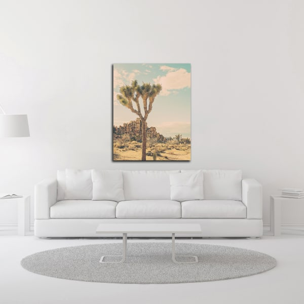 JT by Myan Soffia Wrapped Canvas Wall Art
