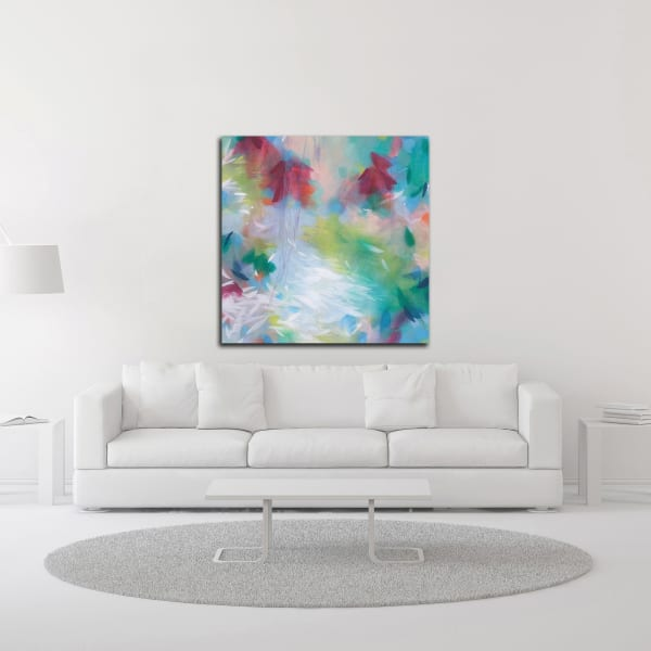Love is Grand No. 2 by Elisa Sheehan Wrapped Canvas Wall Art