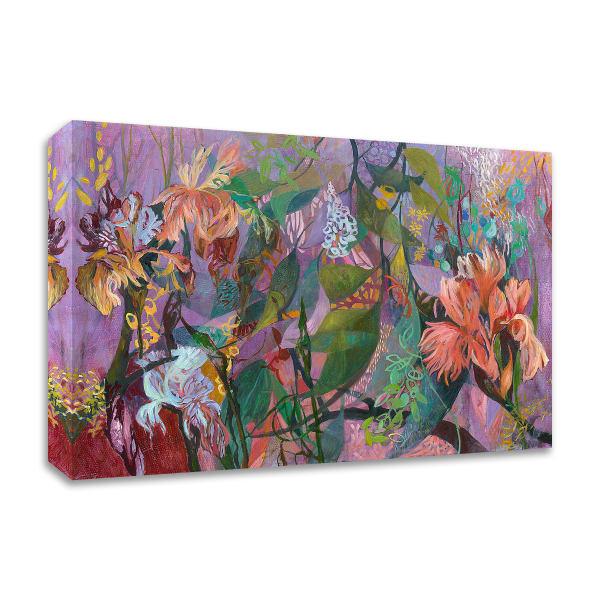 Fall Season Maturity by Julia Hacker Wrapped Canvas Wall Art