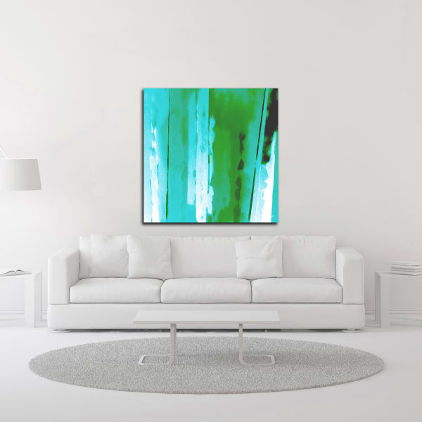 Nighttime by Gill Miller Wrapped Canvas Wall Art
